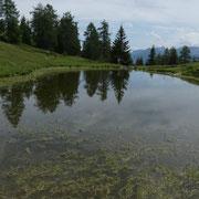 Lago 1918 m