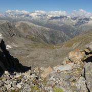 Panorama dal Guspissattel
