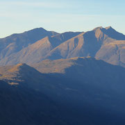 Monte Tamaro e Cima di Medeglia