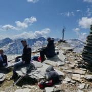 Chilchalphorn 3040 m