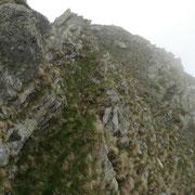Passaggio in cresta