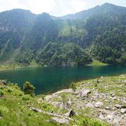 Lagh de Cama 1265 m
