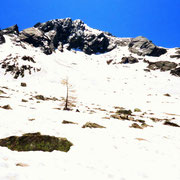 Rinunciamo alla Bocchetta d'Egion (troppa neve e marcia)