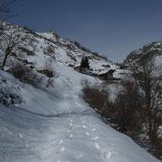 Alpe di Spoccia 1565 m