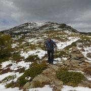Passo Crastumo 2116 m