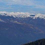 Monti Galbiga, Tremezzo e Crocione