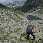 Bocchetta degli Orei 2447 m