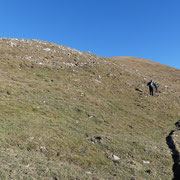Salita al Monte Calbiga (o Galbiga)