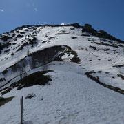 Passo di Pianca Bella 1676 m
