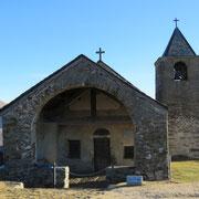 Chiesetta al San Lucio