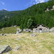 Pianès 1317 m