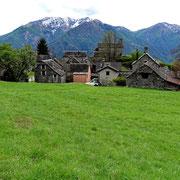 Monti di Ditto 854 m