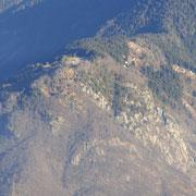 Parusciana e Monti di Saurù