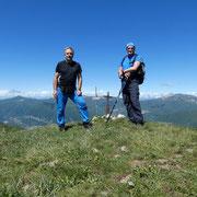 Monte Rai 1261 m