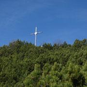 La croce della cima ......