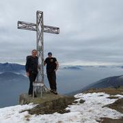 Monte Giove 1298 m