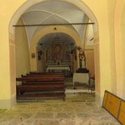 Oratorio di Sant Anna 1342 m