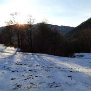 Alpe di Blessagno 1040 m