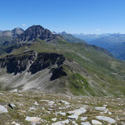 Verso il Valserhorn