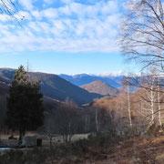 Monte Cadrigna e Monte Borgna