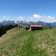 Alpe di Motto 1884 m