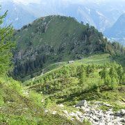 Alpe di Cadinello e Cresta del Stabi