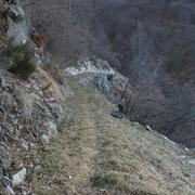 Salita ai Monti Dosso
