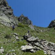 Bocchetta S di Valstorna 2070 m
