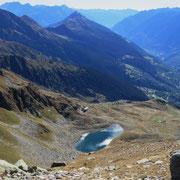 Lago di Carì e Leventina