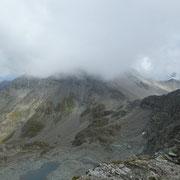 Verso il Bärenhorn (coperto)