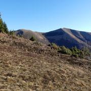 Monte Calbiga - Monte Tremezzo e Monte Crocione