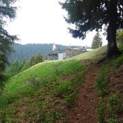 Alpe di Croveggio 1469 m