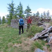 Alpe di Merengetto 1740 m