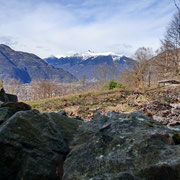 Monti Pian Baulg 618 m