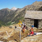 Alp de Setaggié 1959 m