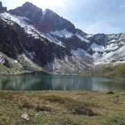 Lago di Prato 2055 m