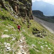 Passaggio alto per la Val Granda