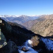 Verso la Val d'Albionasca