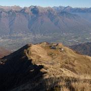 Alpe Foppa e Piano di Magadino
