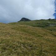 Da Höhegga verso il Tällihorn