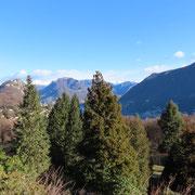 San Salvatore, Monte Boglia e Sighignola