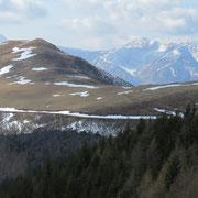 Caval Drossa e Monte Tamaro