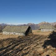 Alpe di Foppiana 1495 m