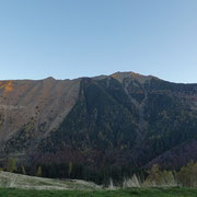 Dall'Alpe di Giumello 1594 m verso la Cima delle Cicogne