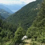 Alpe di Devré 1403 m