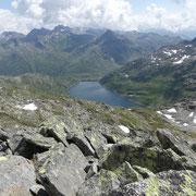 Verso il Lago di Lucendro