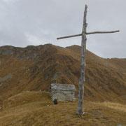 Chiesetta sopra il Passo San Jorio