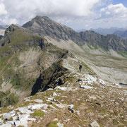 Superata la quota 2684 m