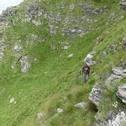 Sentiero delle pecore .....