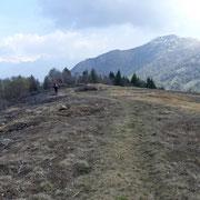 Proseguiamo verso il Monte Gambarogno